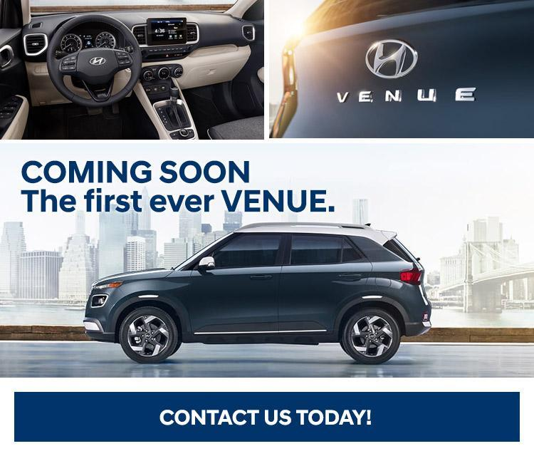 The All New Hyundai Venue