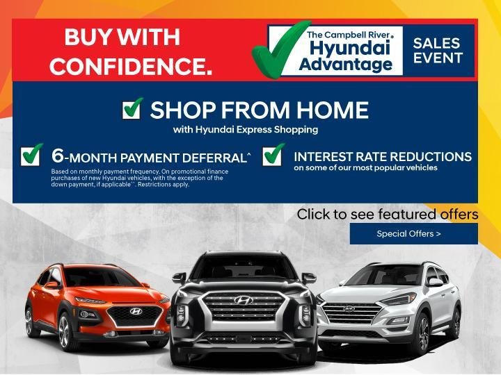 Campbell River Hyundai March Event