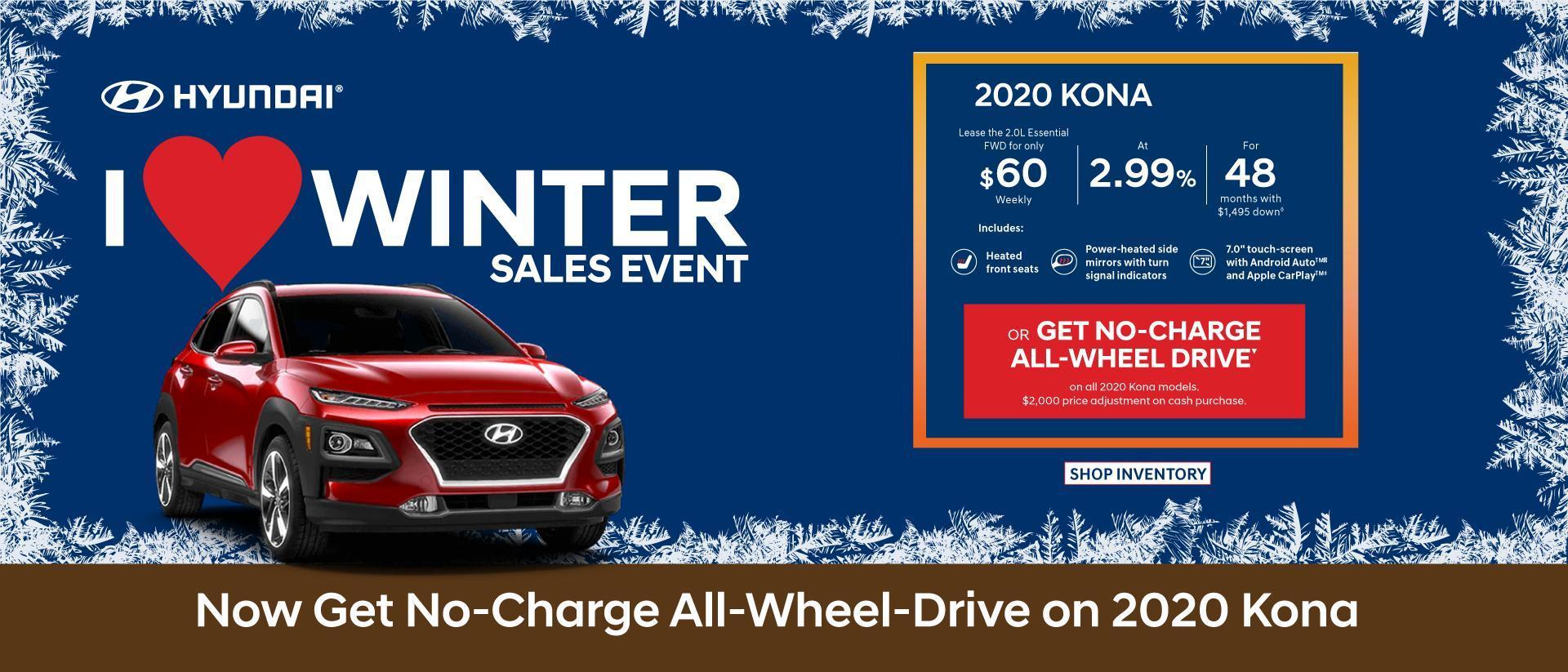 Campbell River Hyundai Payments Kona