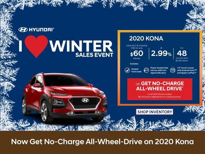 Campbell River Hyundai Kona Payment