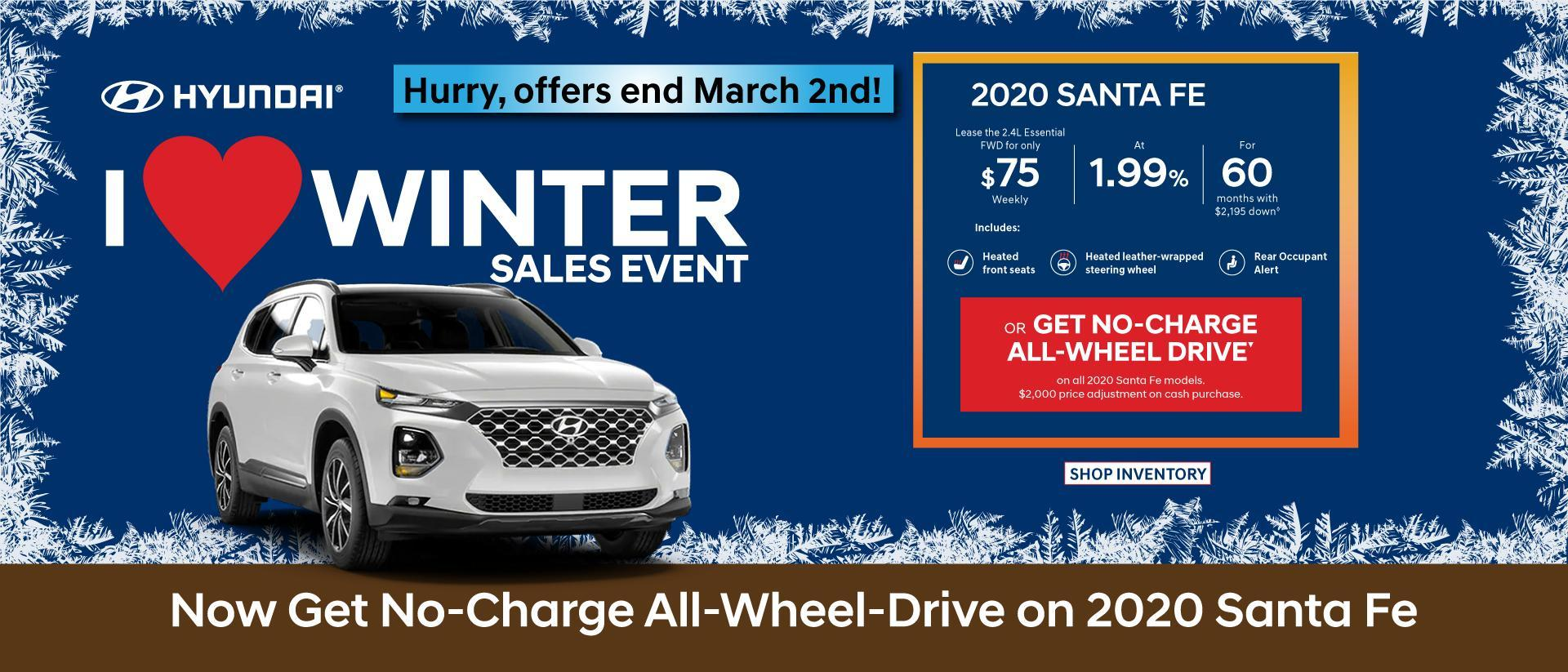 Campbell River Hyundai Santa Fe Payments