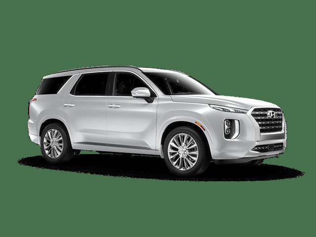 2020 Hyundai Palisade Silver Exterior | Campbell River Hyundai