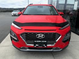 Hyundai Red Exterior | Hood Ornaments | Accessories Department | Campbell River Hyundai