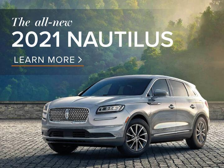 2021 Nautilus