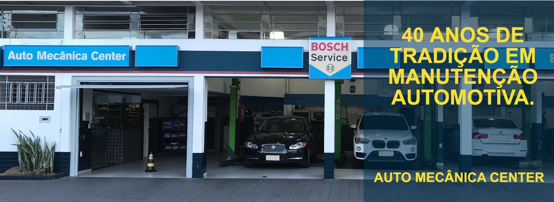 Qualidade Bosch - Auto Mecânica Center