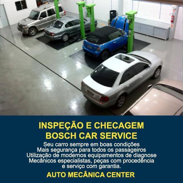 Inspeção Veicular - Auto Mecânica Center