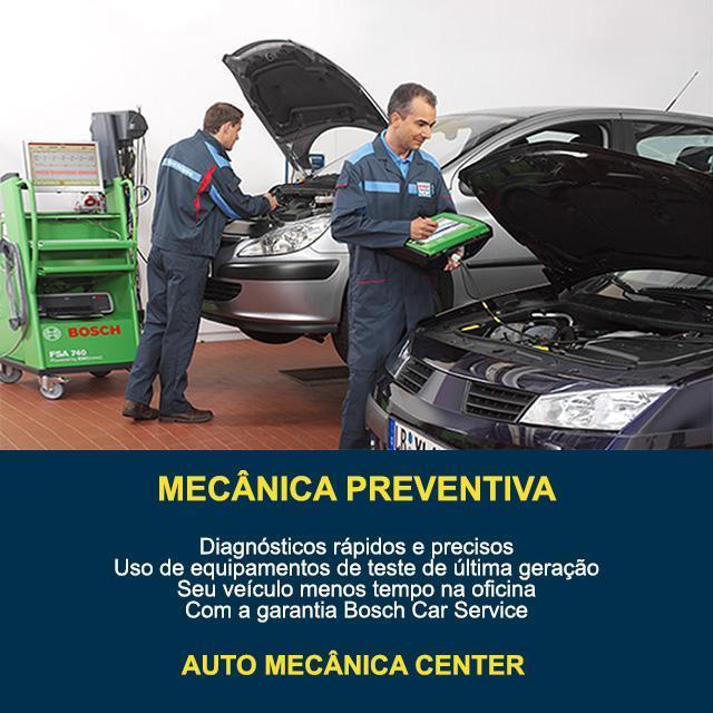 Mecânica Preventiva - Auto Mecânica Center