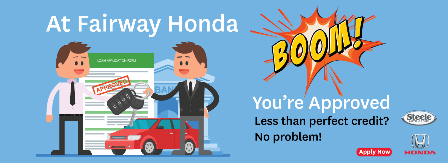 Fairway Honda Credit Approval