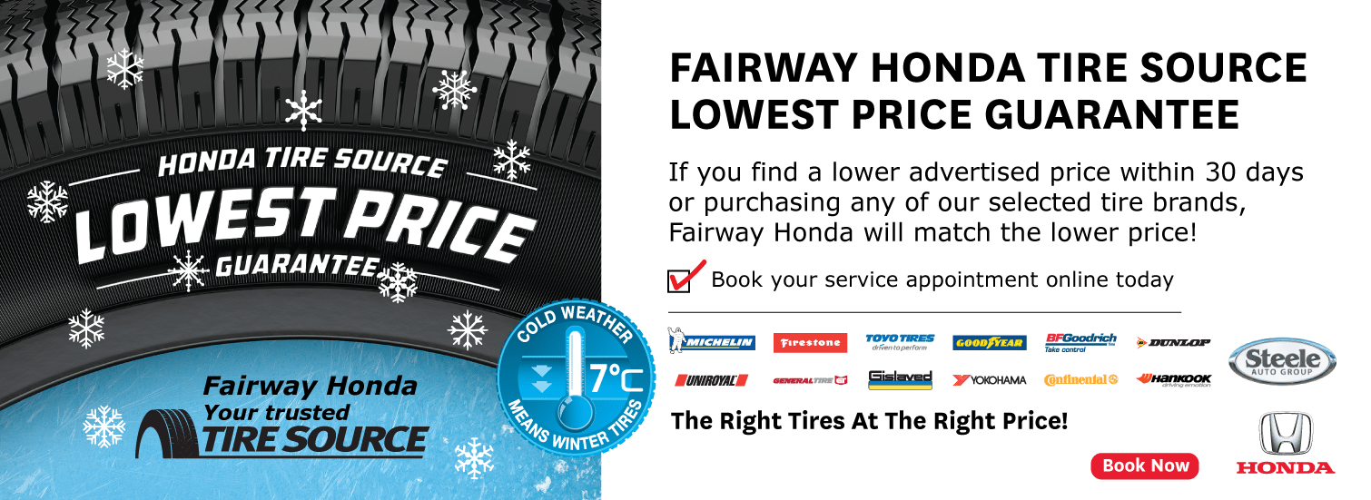 Winter Tire Promo