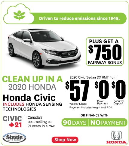 Fairway Honda Civic 2020