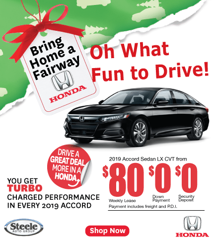 Fairway Honda Accord Fun To Drive