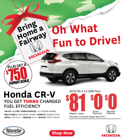 Fairway Honda CR-V Fun To Drive