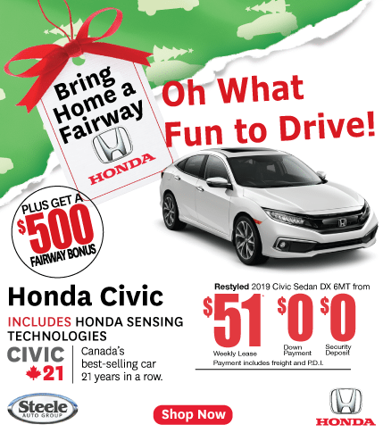 Fairway Honda Civic Fun To Drive