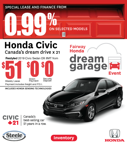 Dream Garage Event Civic