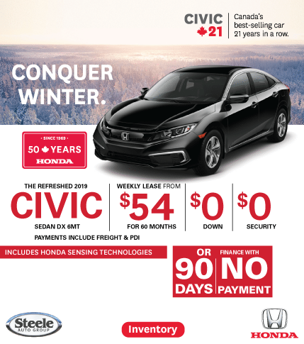 Civic Winter 2019