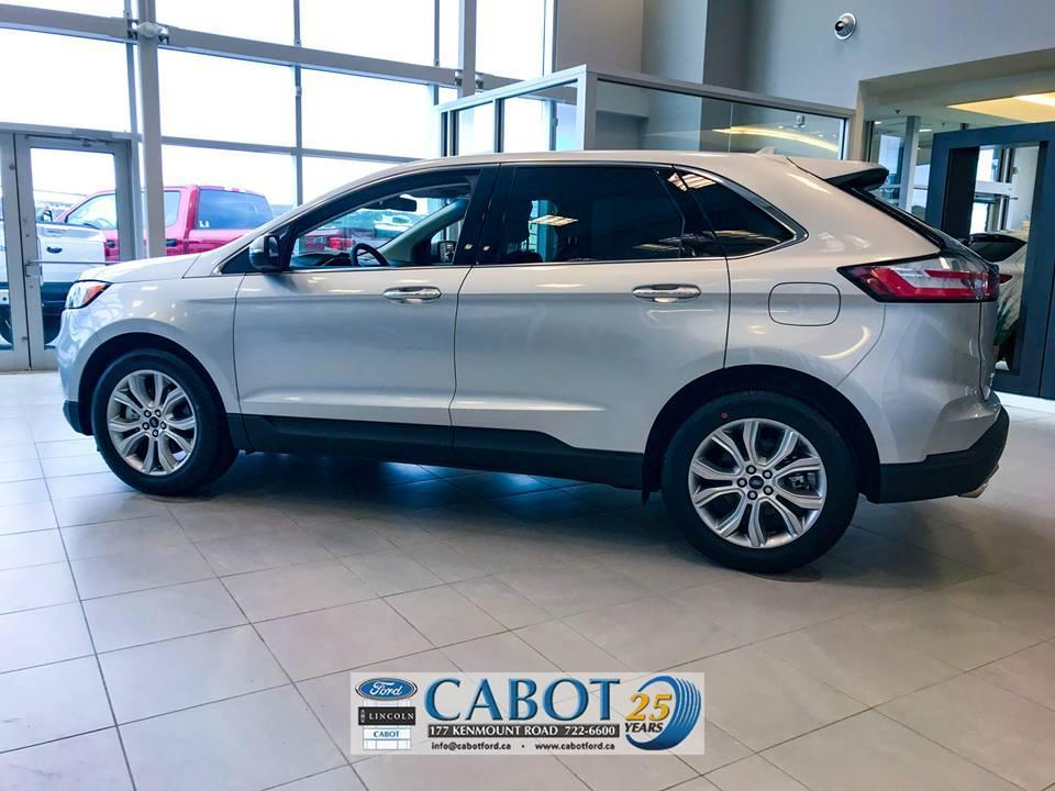 2019 Ford Edge SE Stylish Exterior Driver Side Cabot Ford in St. John's NL