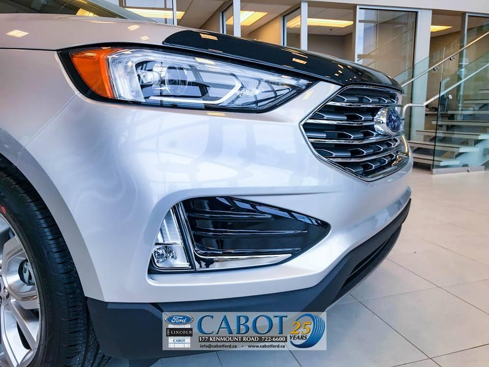 2019 Ford Edge Exterior Front Grill Passenger Side Cabot Ford Lincoln in St. John's, NL