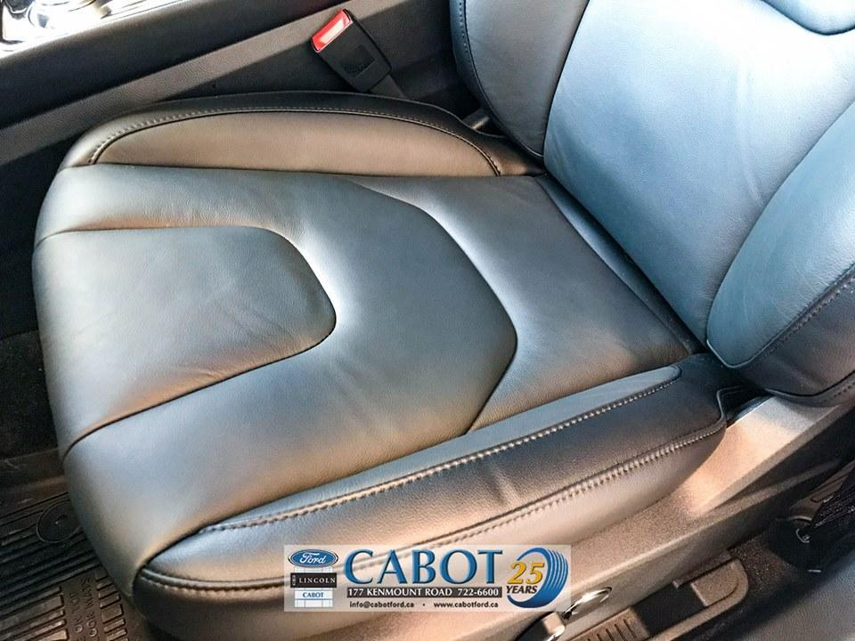 2019 Ford Edge Heated Seats at Cabot Ford Lincoln in St. John's, Newfoundland and Labrador