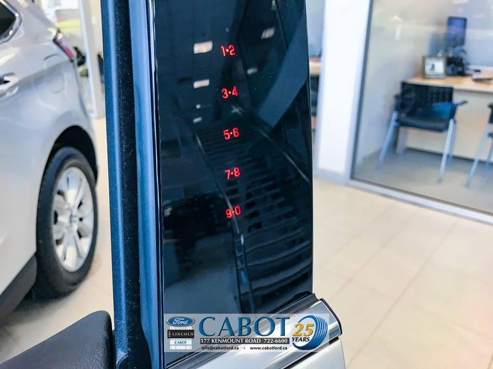 2019 Ford Edge Exterior Keyless Entry at Cabot Ford Lincoln in St. John's, Newfoundland and Labrador
