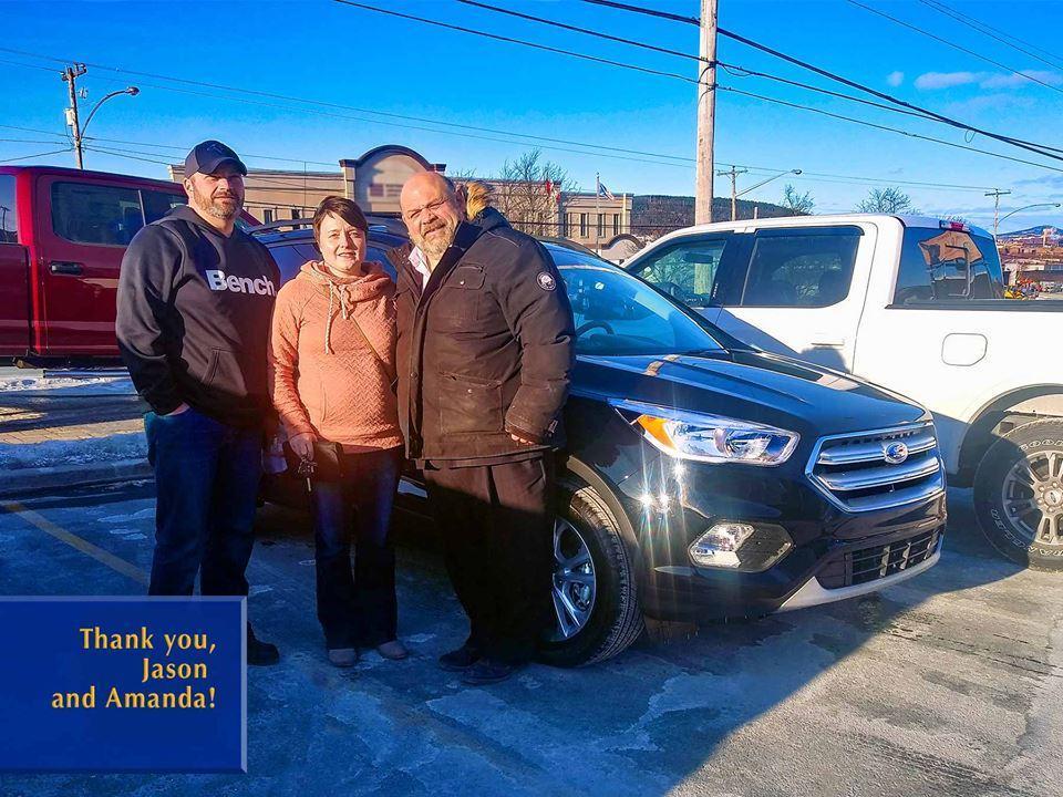 New Ford SUVs in St. John's NL