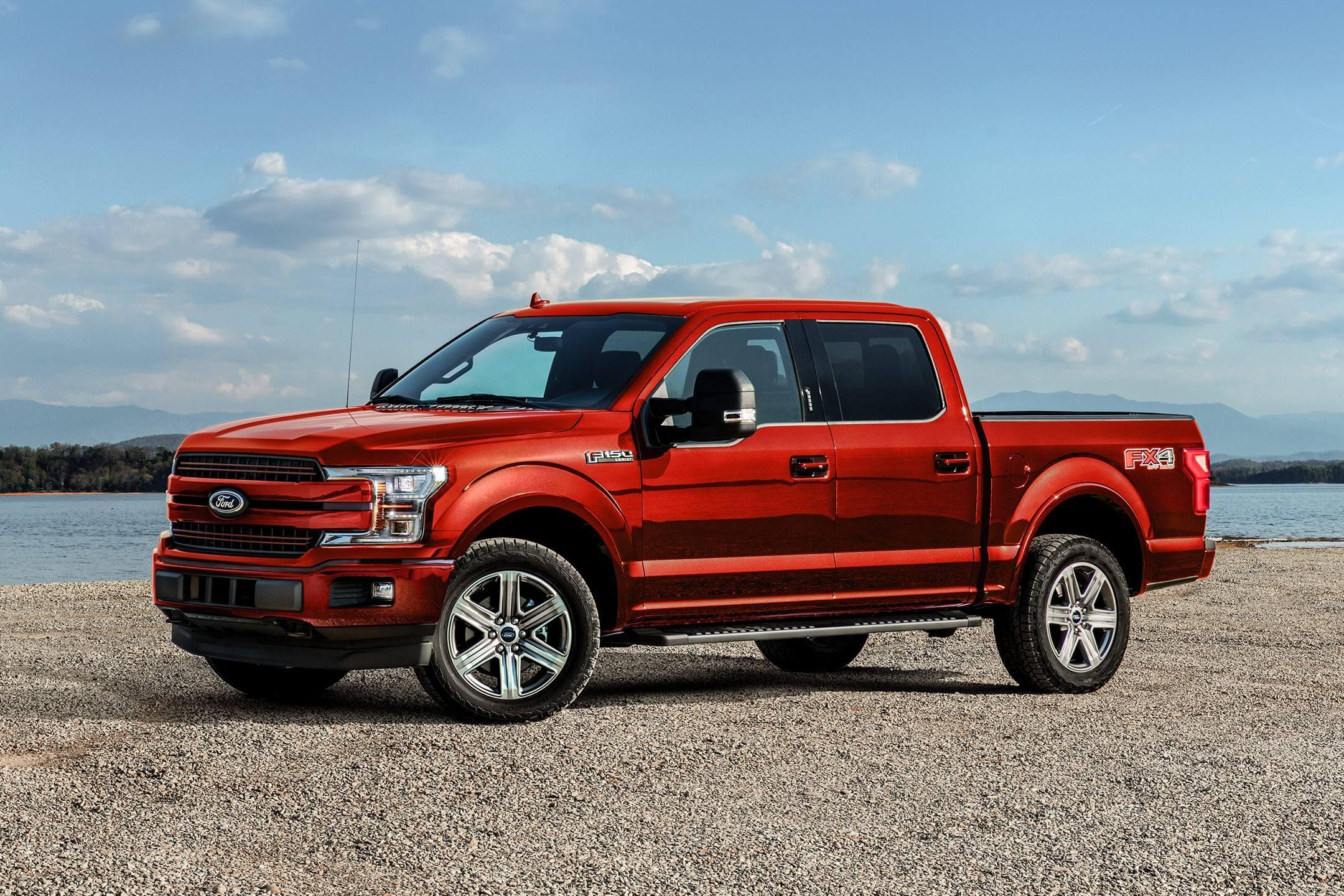 New F-150 Trucks in St. John's, Newfoundland and Labrador (NL)
