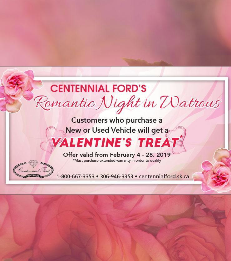 Valentines offer