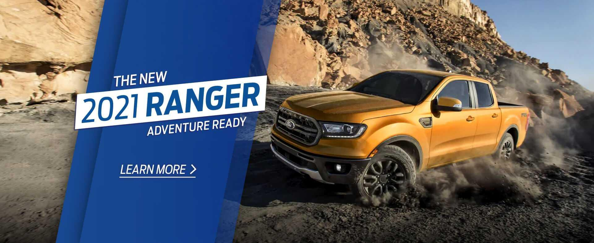2021 Ranger