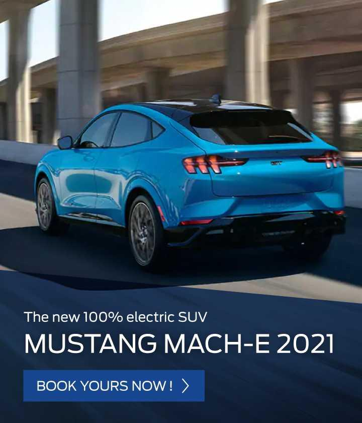 2021 Ford Mustang Mach E | CSL Ford