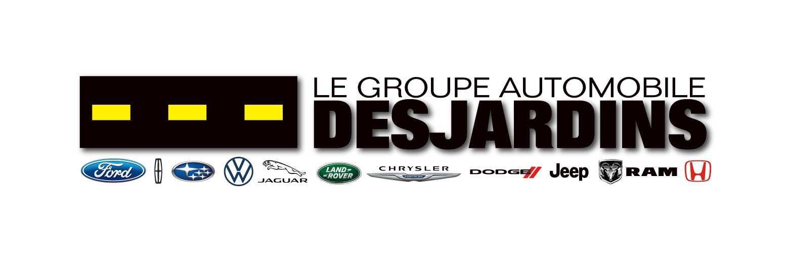 Logo Groupe Automobile Desjardins