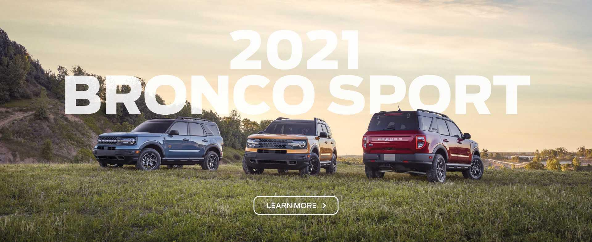 2021 Ford Bronco Sport | Hatheway Limited