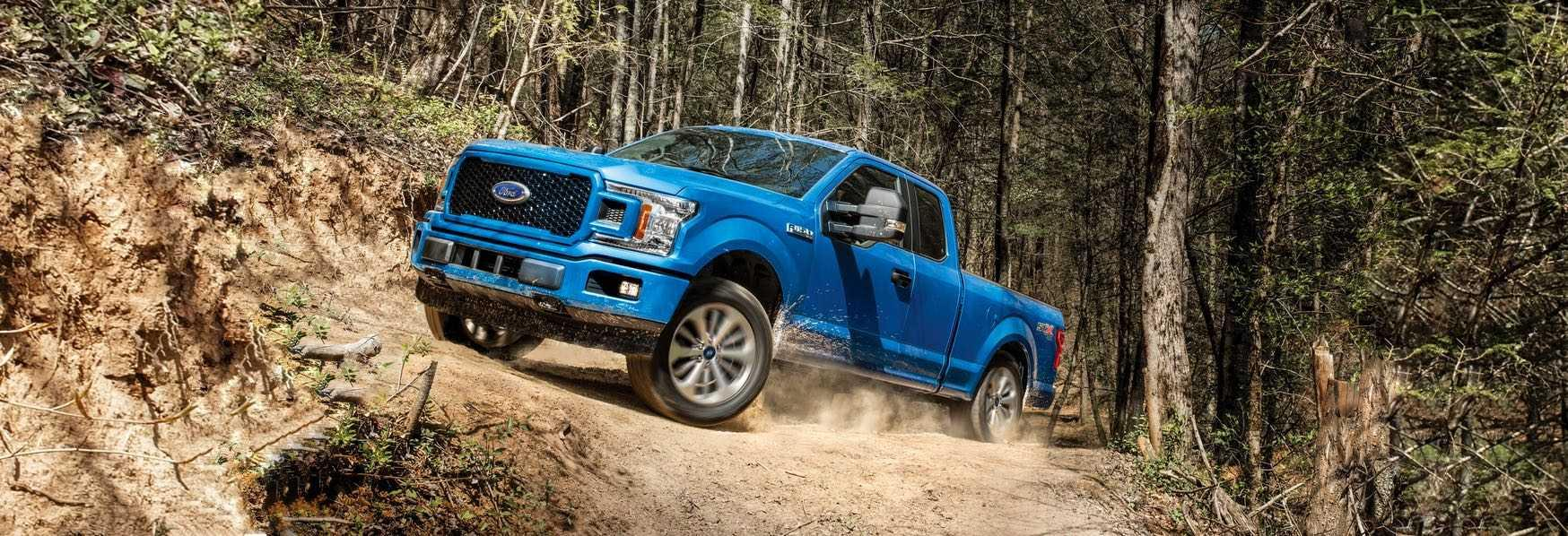 Ford Schedule a Test Drive 2020 F-150