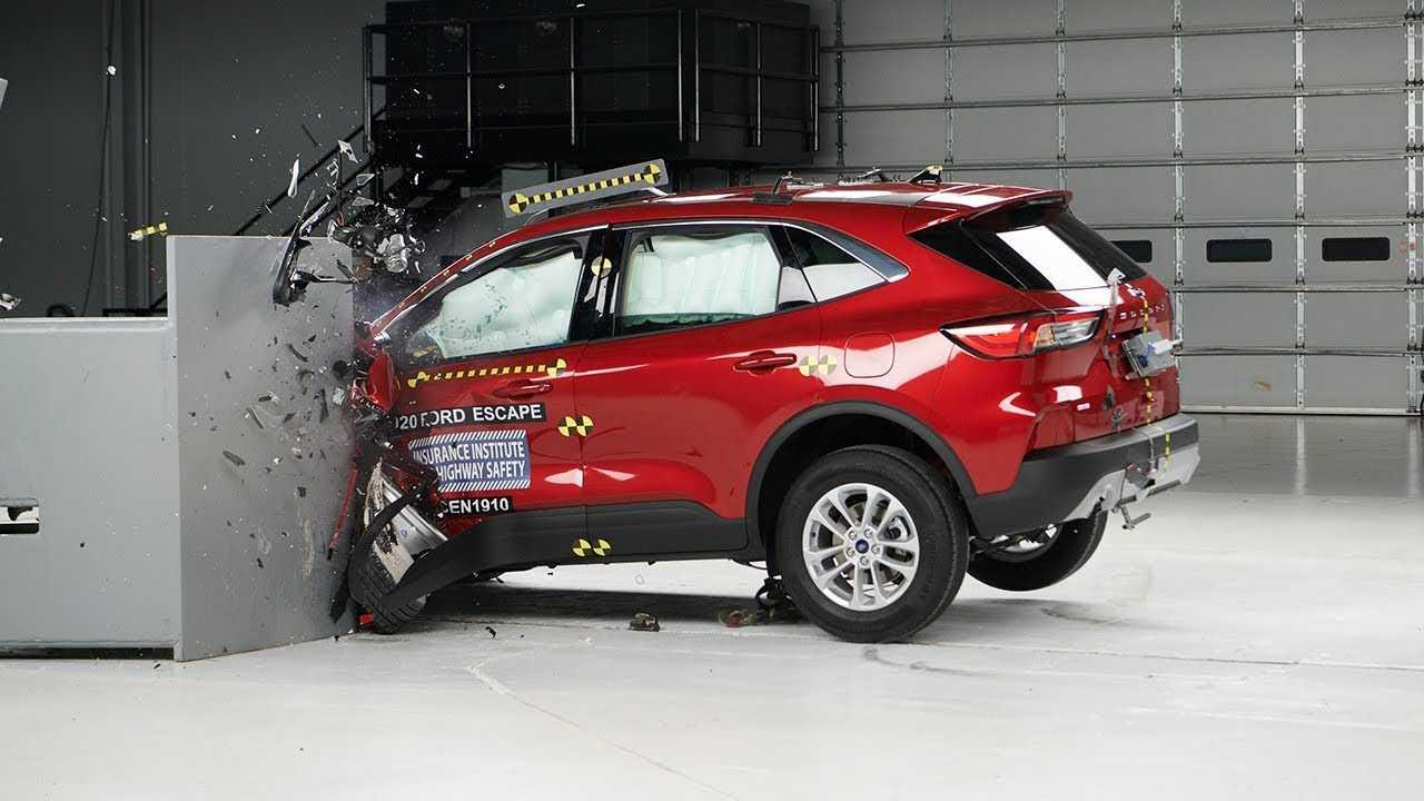 Ford: IIHS Safety Awards