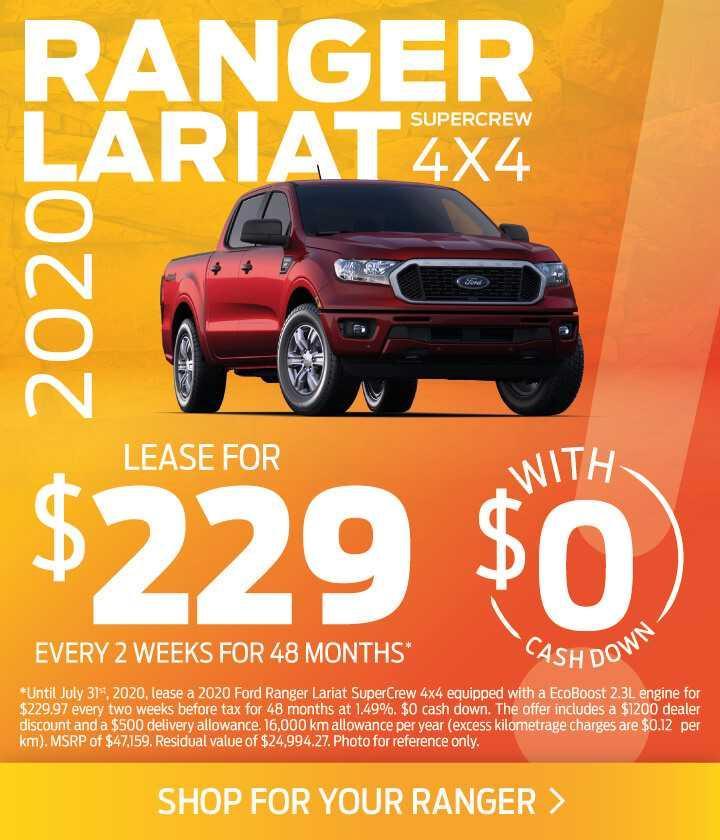 Ranger Offer