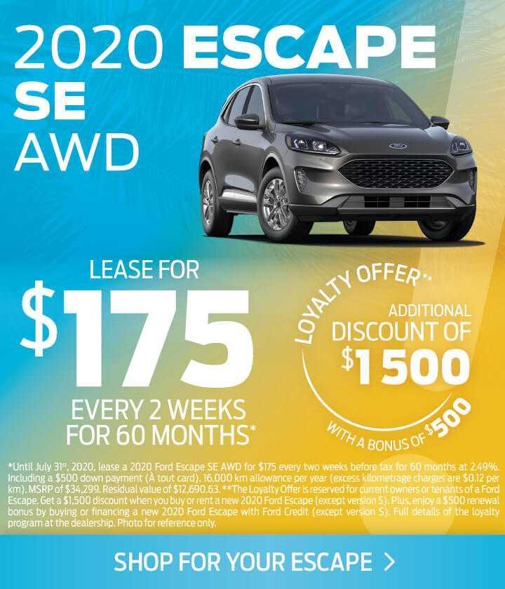 Escape Offer