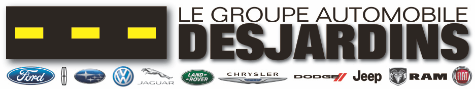 Logo Groupe Automobile Desjardins