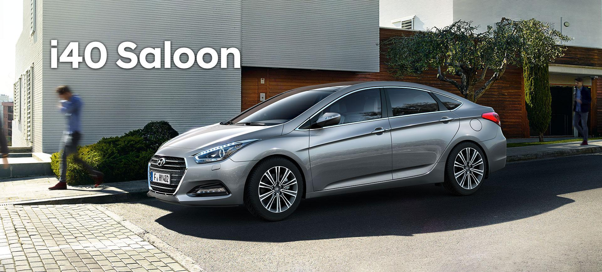 i40 Saloon | Hyundai Bolands Wexford in Wexford