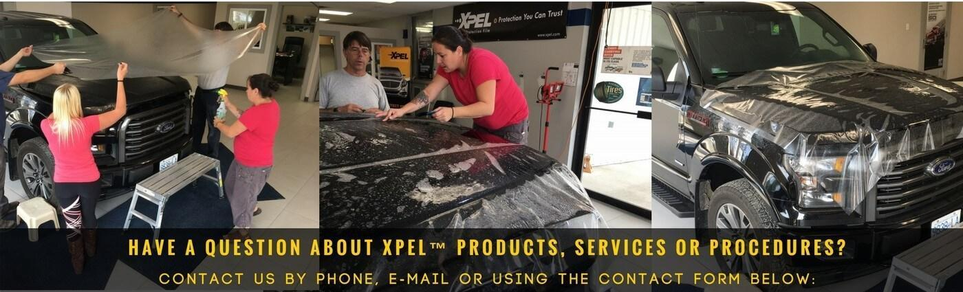 XPEL paint protection