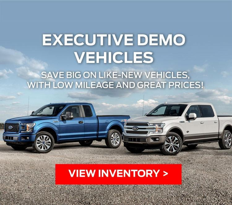 Executive Demo Special