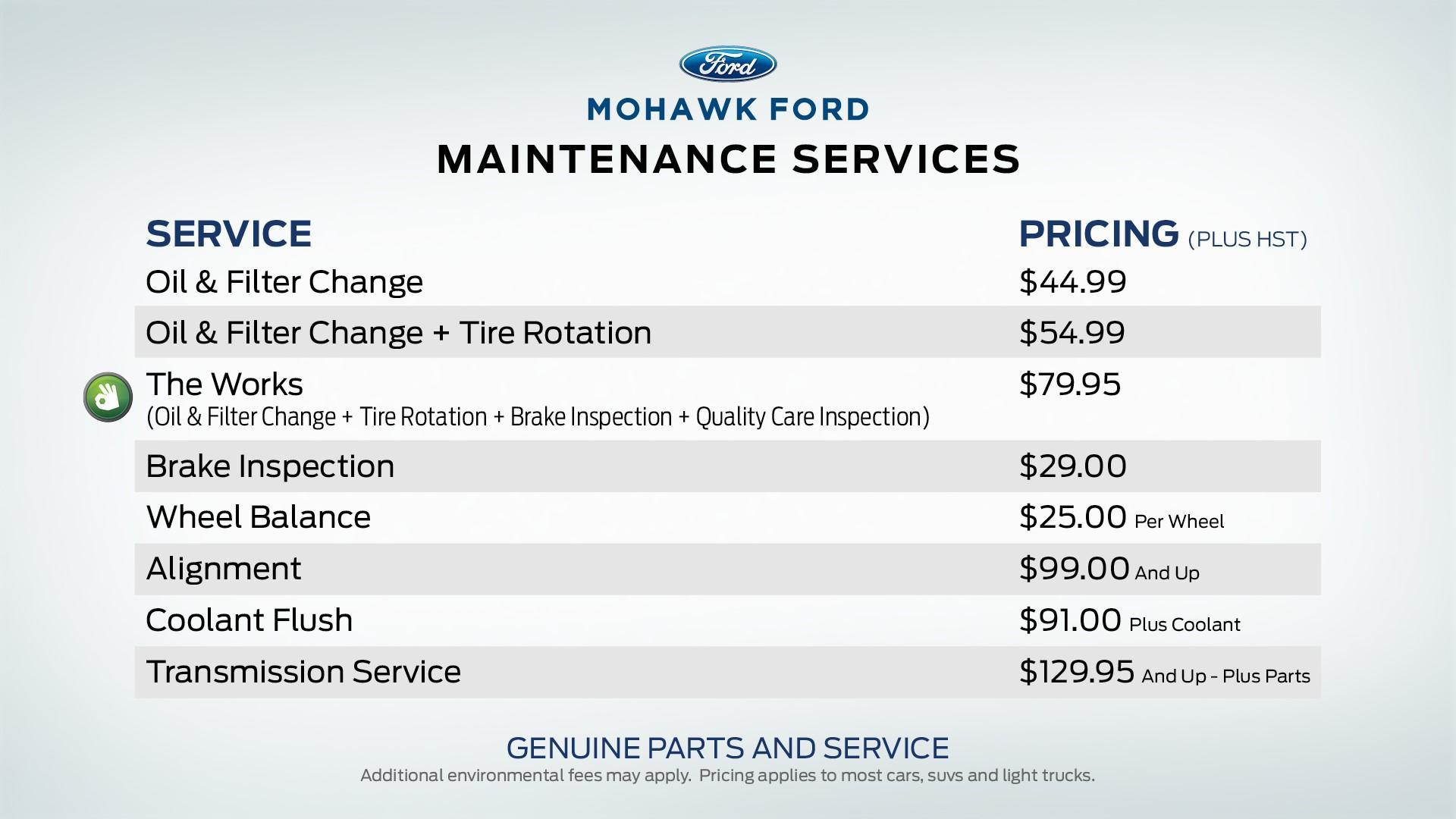 The Works Hamilton Ford Dealer Mohawk Sales 95 F250 Diesel Fuel Filter Parts Service Offers