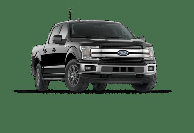 2018 Ford F- 150 black