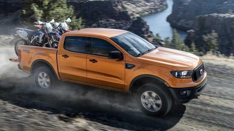 Un Ford Ranger plus puissant pour la prochaine génération
