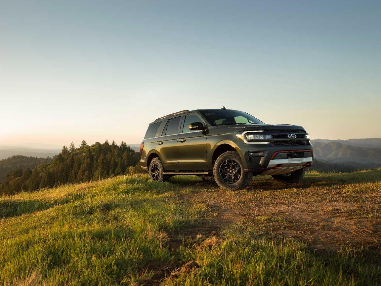 Tous les détails sur le Ford Expedition 2022