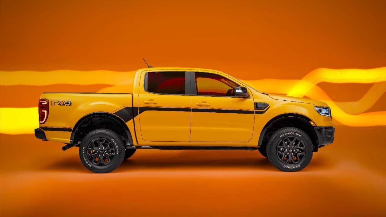 Ford Ranger Splash, plus qu'une simple peinture