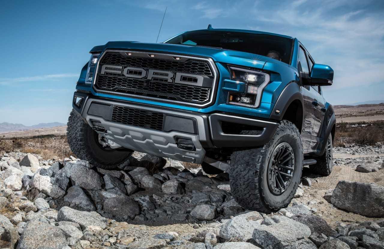 Ford améliorera le Raptor 2021
