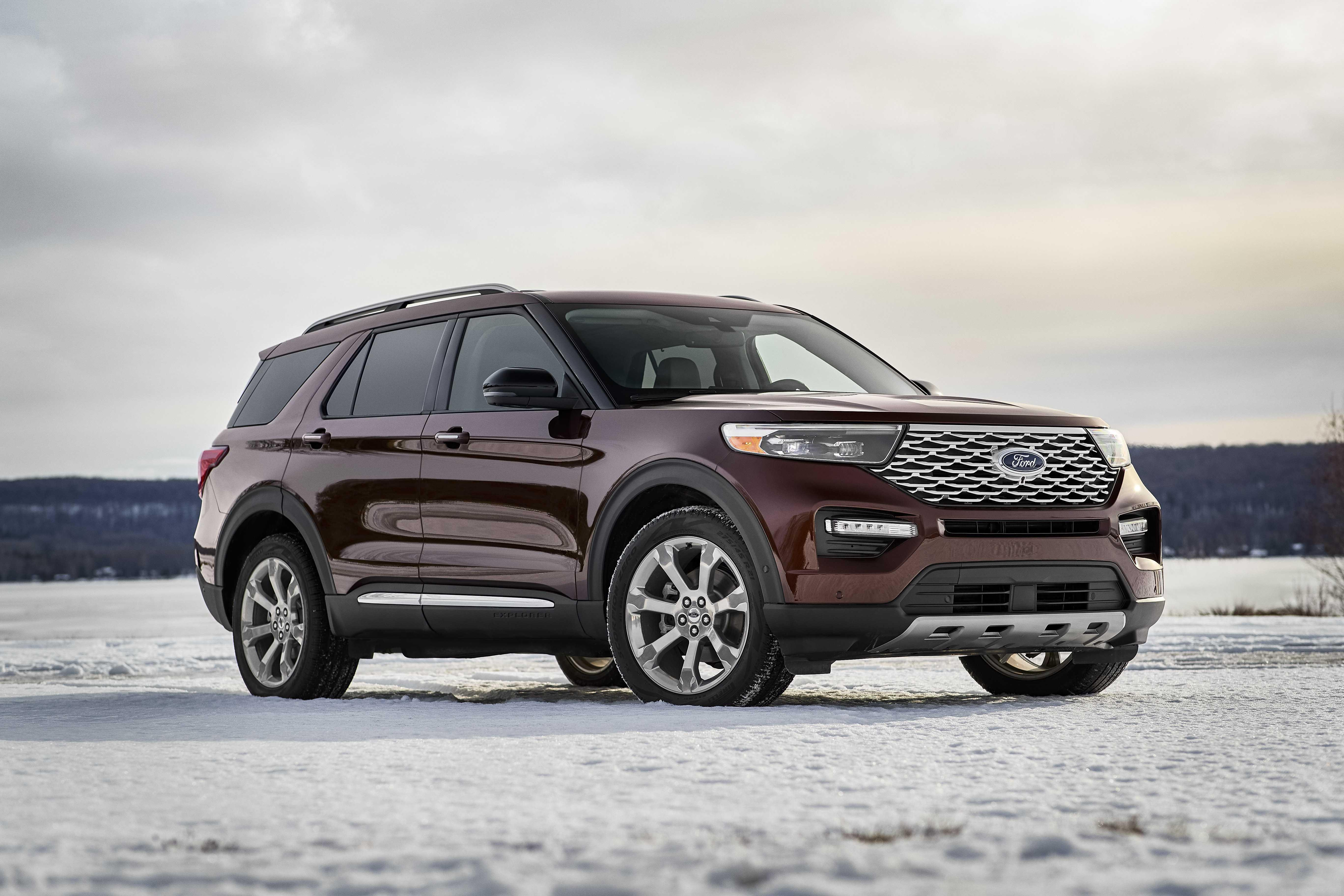 Tout ce que vous voulez savoir sur le Ford Explorer 2020
