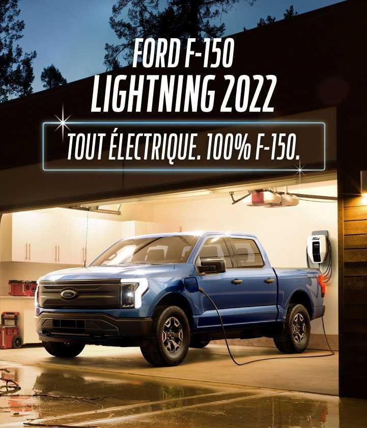 Ford F-150 Lightning 2022