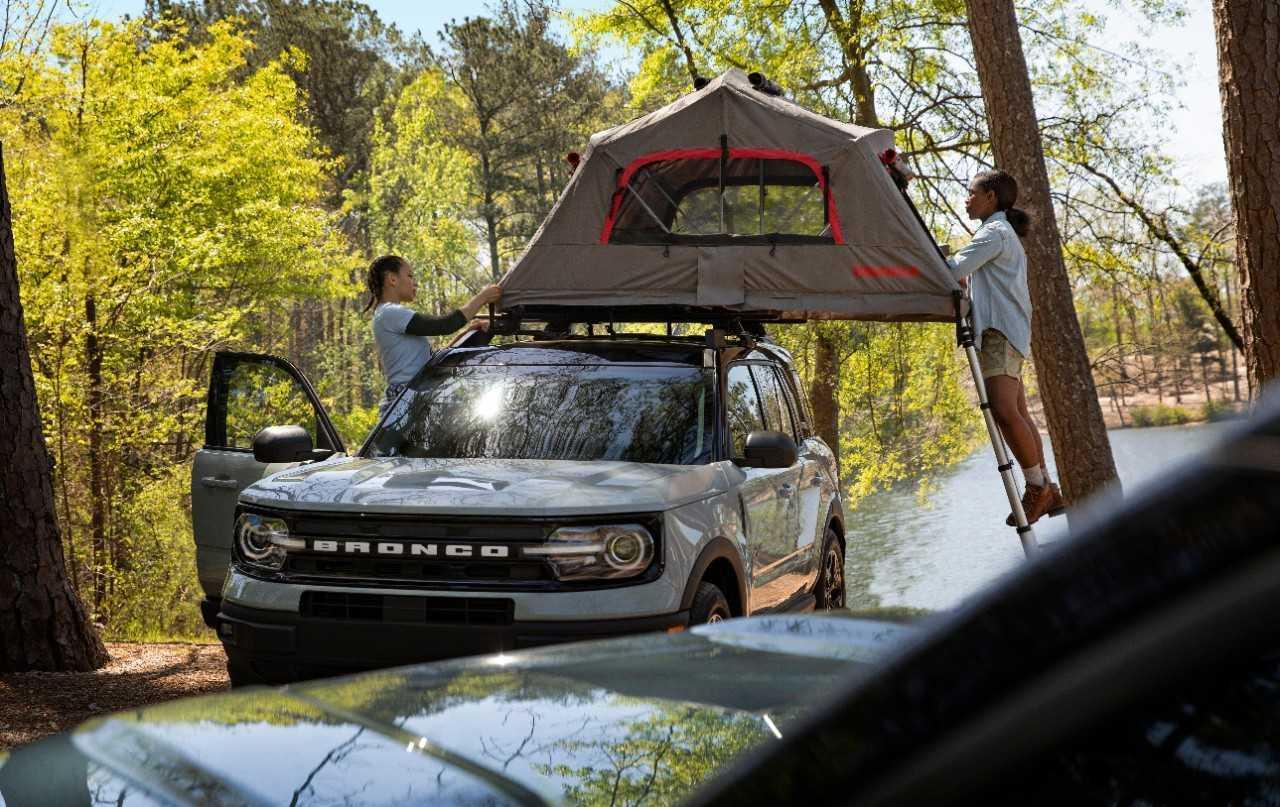 Des accessoires pour votre Ford Bronco Sport