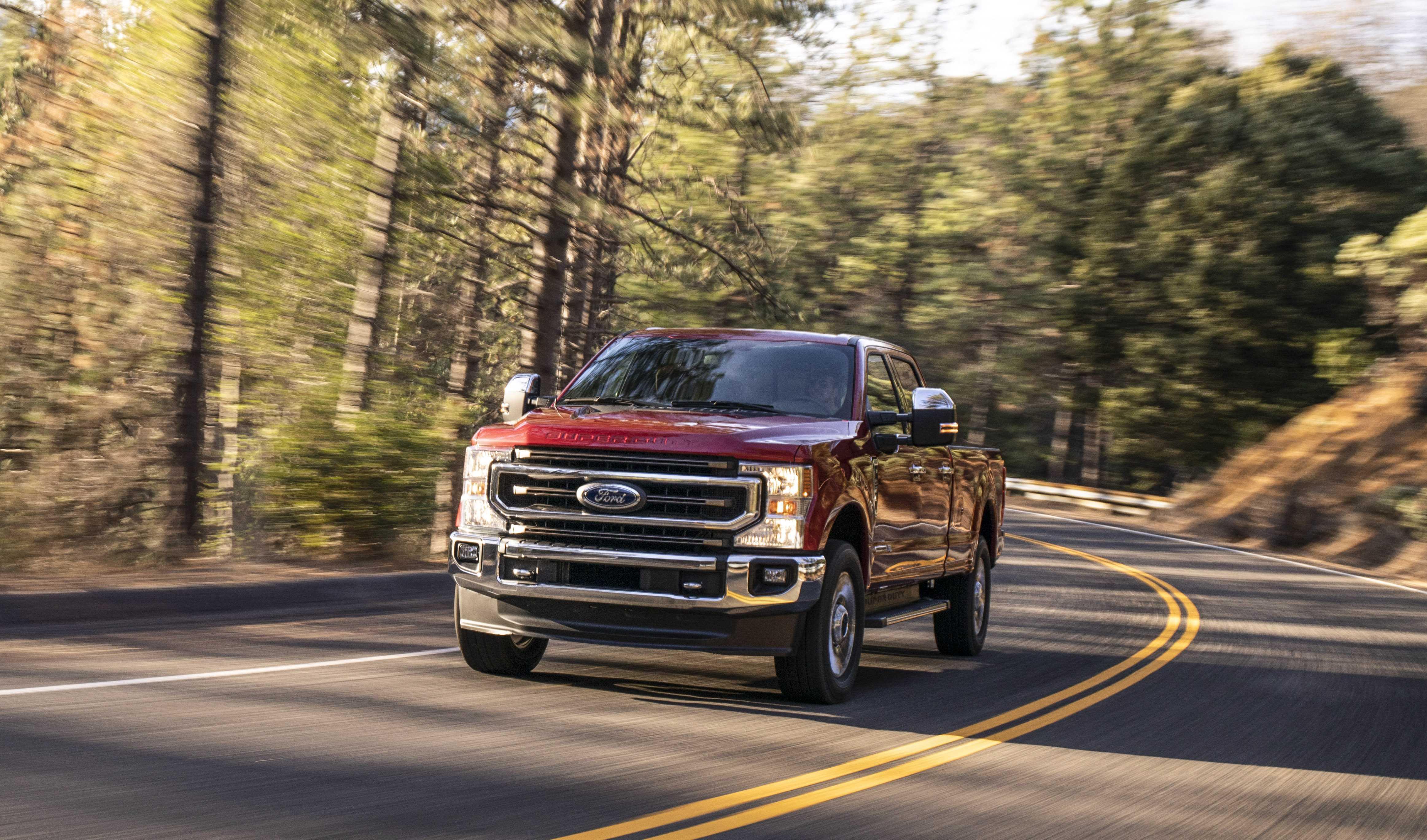 Ford Super Duty 2020, plus puissant que jamais