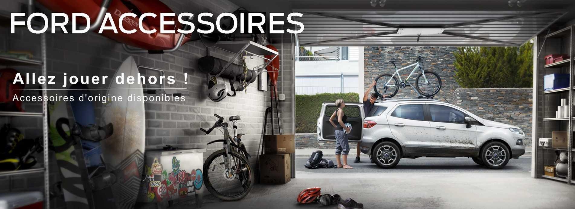 Ford Accessoires image