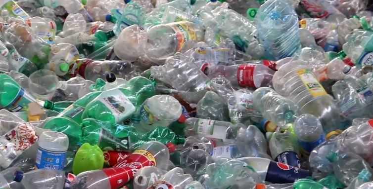 Il y a 250 bouteilles de plastique dans votre Ford